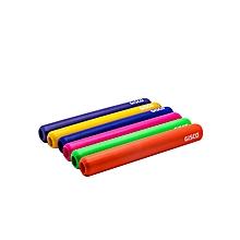 Relay Baton Plastic Set Of 6: : Gisco
