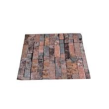 3D Standard Brick Wall Paper