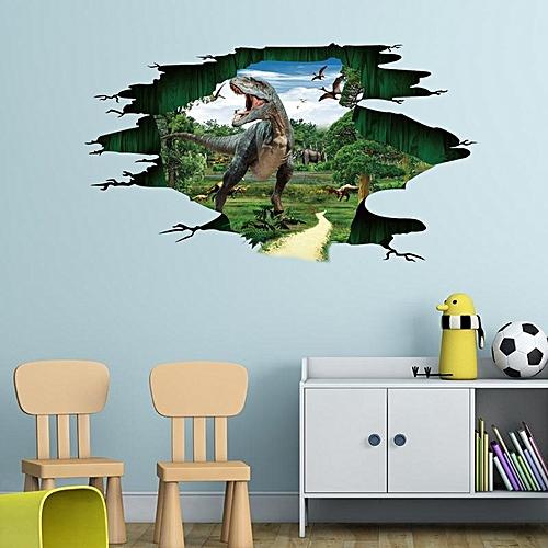 buy generic 60 90cm 3d dinosaur paradise jurassic world kindergarten