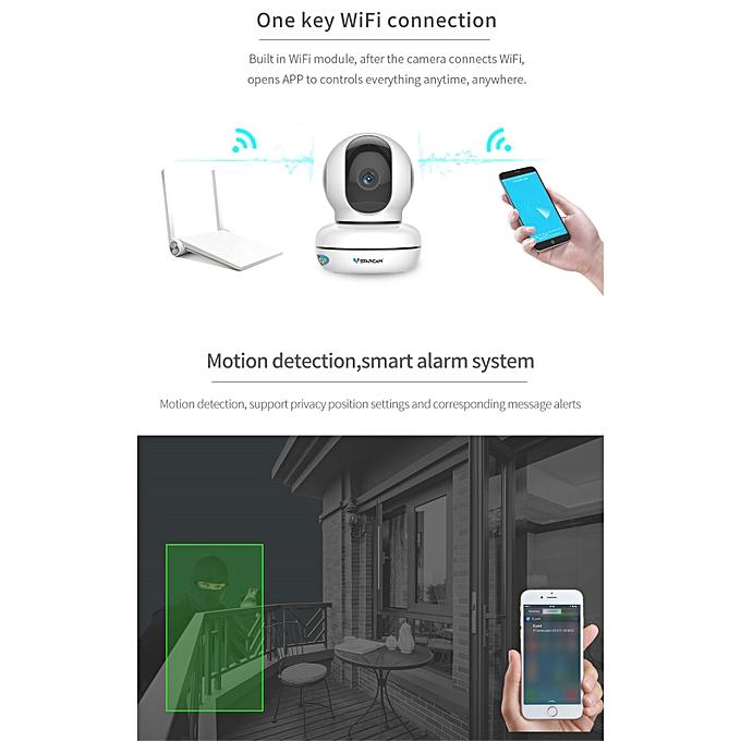 Vstarcam 720P Wireless Wifi IP Camera Baby Pet Monitor CAM Home Indoor  Security