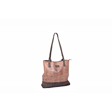 Rafiki leather handbag