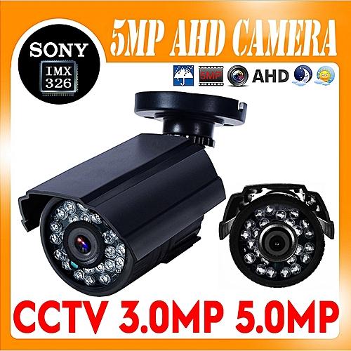 Surveillance Cameras 5mp Ahd Camera Sony Imx326 Sensor 1920*1080 Ahd Camera 1080p Ahdh Led Indoor Wired Dome Surveillance Camera Ir Cut Filter