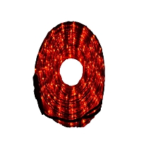 LED Light Rope - 10m - Red