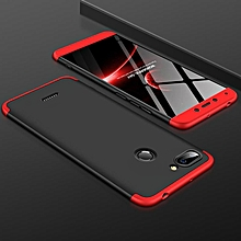 For Xiaomi Redmi 6 Case 360 Degree Protected Full Body Phone Case For Redmi6 Case Shockproof Cover