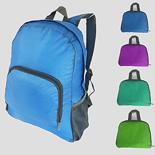 Generic Foldable Backpack Ultralight Outdoor Sport Travel Waterproof  Folding School Bag Men Women c46700f394357