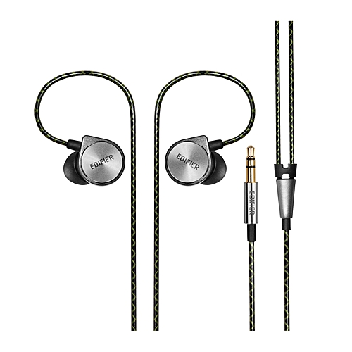 Edifier H297 High Fidelity In-ear Stereo Headphones  SEEDPGAN