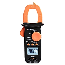 VICTOR 606A Clamp Multimeter Overload Protection Digital NCV Auto Off Data-Hold