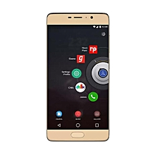 "Eluga A3 - 5.2""-3GB RAM - 16GB Storage- 13MP - 4G (Dual Sim) Gold"
