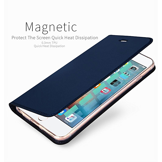 best service e79e2 bda33 Luxury Leather Flip Case for OnePlus 6 Stand Wallet Cover