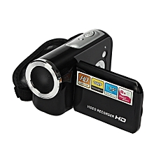bluerdream-1.5 Inch TFT 16MP 8X Digital Zoom Video Camcorder Camera DV-Black