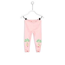 Girl Pink Leggings