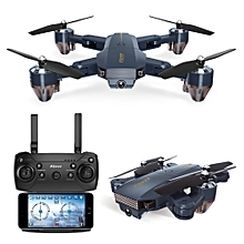 FQ777 FQ35 WiFi FPV with 720P HD Camera Altitude Hold Mode Foldable RC Drone Quadcopter RTF-30M pixelswifi Single version