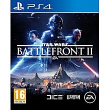 PS4 Game Starwars Battlefront 2
