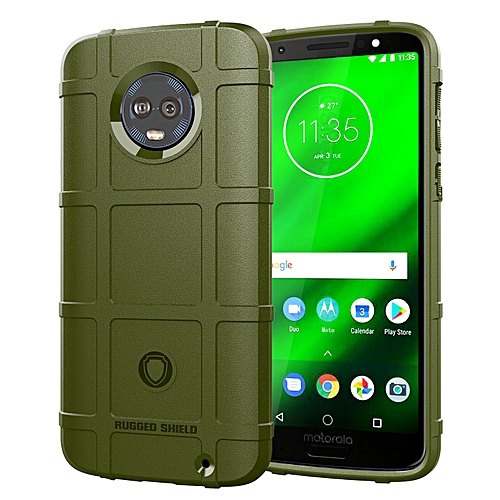 separation shoes a490e 9f1b7 Moto G6 Plus Case Shell, Rugged case,Soft TPU material