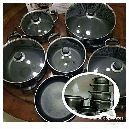 Nonstick pots