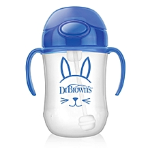 Baby's First Straw Cup 270 ml - Blue