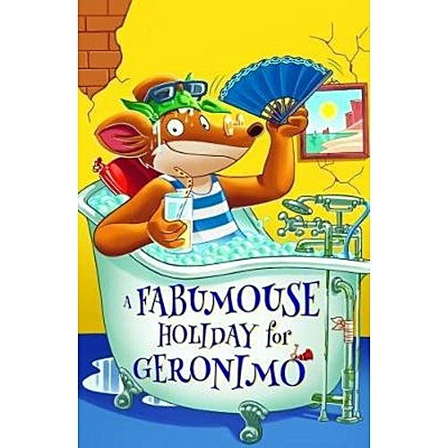 A Fabumouse Holiday for Geronimo - Geronimo Stilton