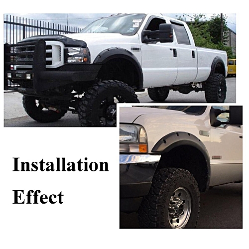 For Ford F  Super Duty Bolt On
