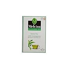 Green Tea With Lemongrass 50 g 25 Bags