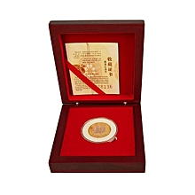 Coin Wood Case Display Box Wooden Storage Holders for 1 Coins NGC PCGS