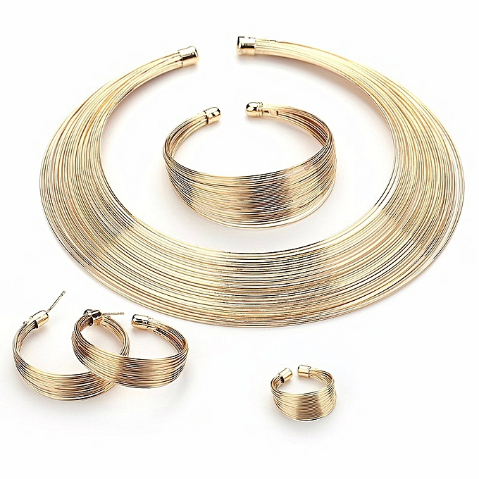 2cf9138ac3f Fashion Gold Plated Jewelry Sets,Wedding Costume Jewelry,Ethiopian African  Gold Jewelry