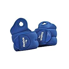 1 Kg Element Wrist Weight – Blue