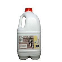 Vanilla flavoured probiotic yoghurt 2litres jerrycan(natural flavouring and sweeteners,no preservatives added)