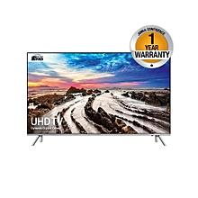"""UA65NU7100 - 65"""" UHD 4K Flat Smart TV- Series 7 – Black"""