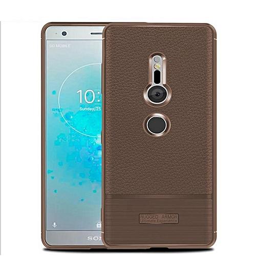 newest 07921 436da SONY Xperia XZ2 Case Cover,Rugged case,Soft TPU material