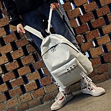 Women's Fashion Ring Decoration Shoulder Bookbags Satchel Travel Backpack GY