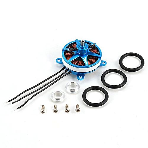 Sunnysky X2302 1500KV 2-3S Lightweight Power Brushless Motor for RC  Quadcopter Blue