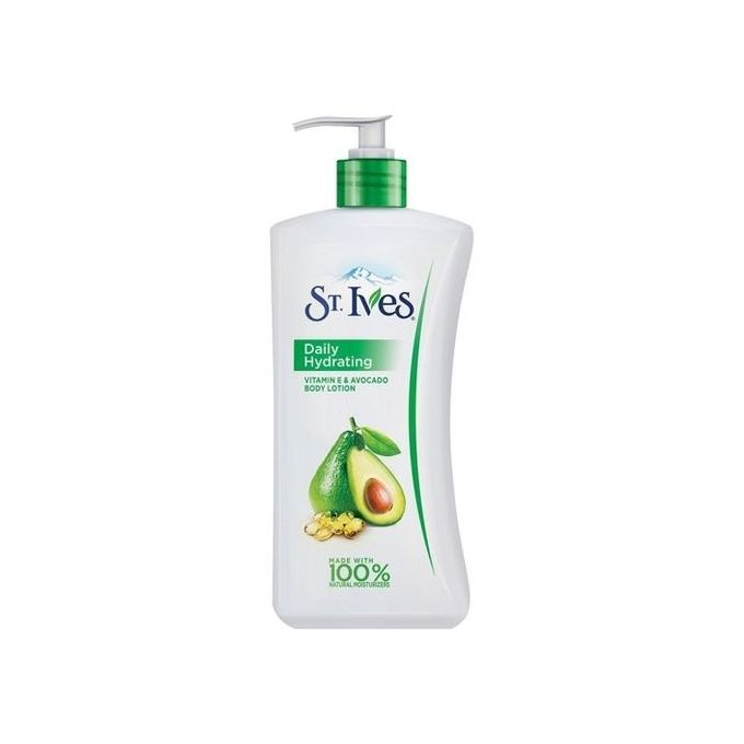 St. ives daily hydrating body lotion