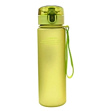 Sports Water Bottle With Leak Proof Flip Top Lid  Must Have For The Gym, Yoga, Running, Outdoors, Cycling, And Camping