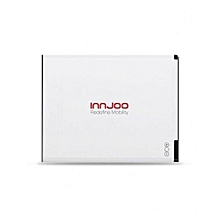 Innjoo   Battery Model No.:B2   1900mAh - White