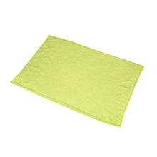 70X100cm Solid Color Blanket Coral Fleece Comfortable Home Bed Sofa Blanket fruit green