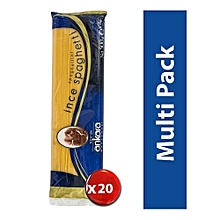 20 Pack Spaghetti (Ankara)- 500g
