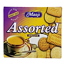 Assorted Budget Biscuits - 1KG