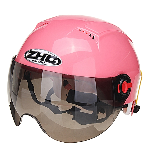 Generic Motorcycle Helmet Open Face Cycling Outdoor Sports Flip Up