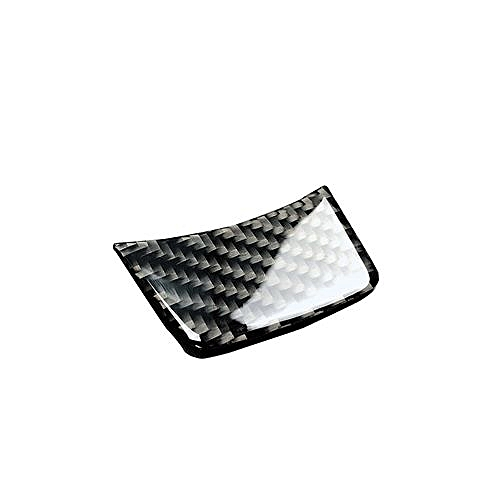Generic Carbon Fiber Steering Wheel Decoration Sline S Line Cover