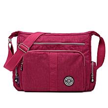 Fashion Women's shoulder Bags Inclined shoulder bag nylon messenger bag