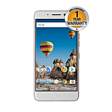 "GM 5 - 5"" - 16GB - 2GB RAM - (Dual SIM) - Gold"