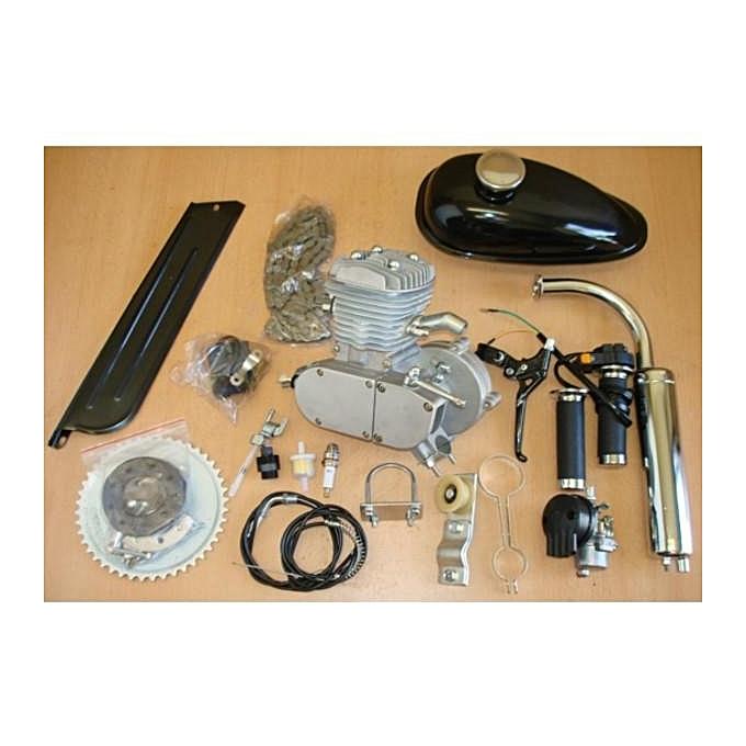 80cc 2 Cycle Engine Motor Kit For Motorized Bicycle Bike