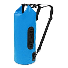15L Sports Waterproof Dry Storage Bag Backpack Outdoor Floating Boating Camping