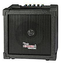 CUBE-15 Portable Mini Guitar Amplifier with Speaker-15W