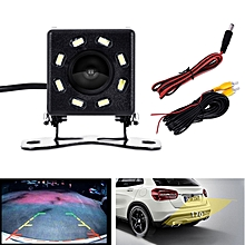 Car Vehicle Rear View Camera Reverse Backup Waterproof Night Vision CMOS Wired