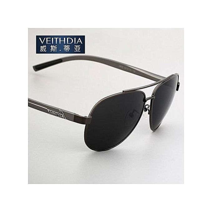 4b4fbd940c VEITHDIA Aluminum Magnesium Polarized Mens Sunglasses Men Driving Sun  Glasses For Men Eyewear Accessories Oculos De