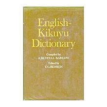 Kikuyu - English Dictionary