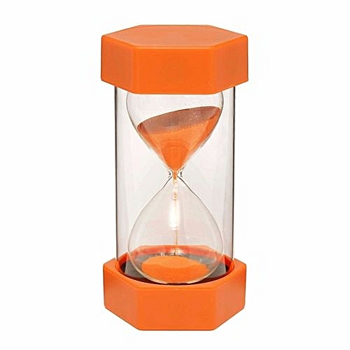 Buy UNIVERSAL 2 Minutes Plastic Frame Sand Glass Sandglass Hourglass ...