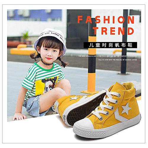 2549974b9 Generic Spring and Autumn Children's Canvas Shoes,Small White  Shoes,Dancing,Leisure Girls'Shoes,White Boys' Babies