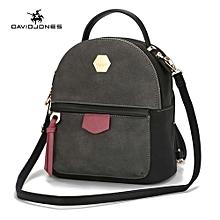 Mini Backpack Women School Bags Female Shoulder Bags